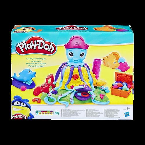 Play Doh - Pulpo Divertido