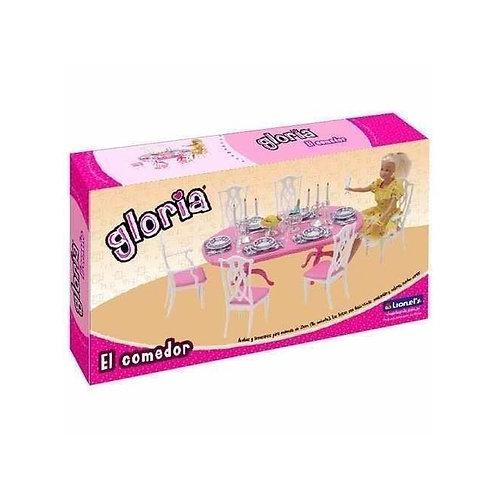 Gloria - El comedor