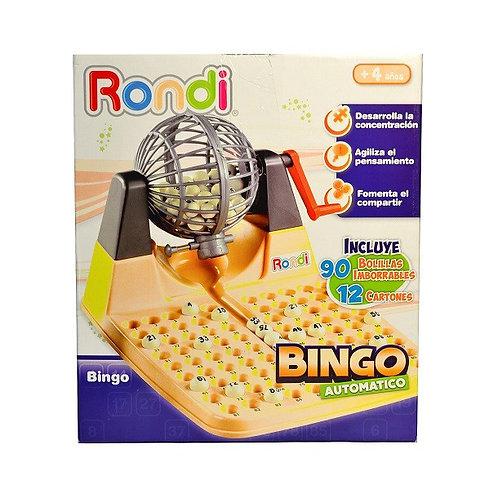 Rondi Bingo