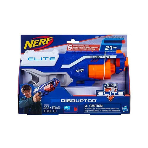 Nerf - Disruptor. Tambor giratorio