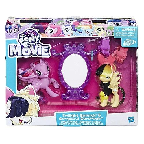 My Little Pony Movie - Twilight Sparkle y Songbird Serenade