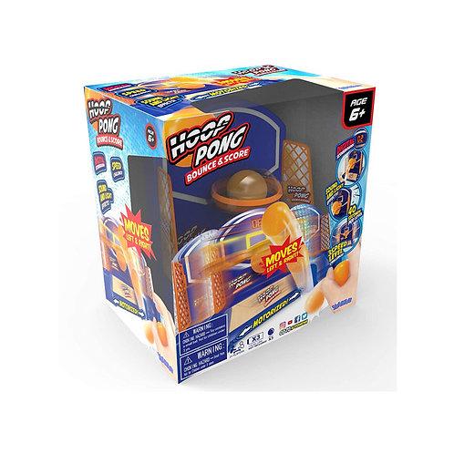 Hoop Pong - Aro de basket deMesa Motorizado!