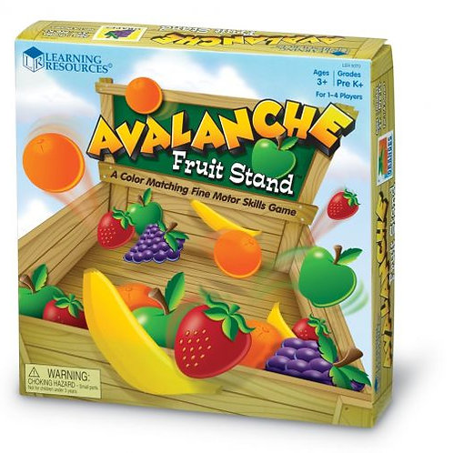 Learning Resources - Avalancha de Frutas