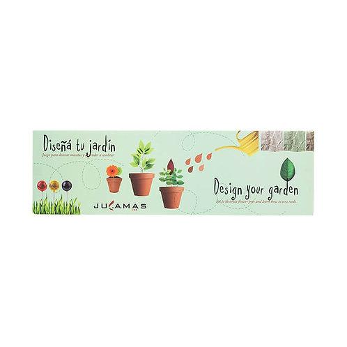Jugamas - Diseña tu Jardin
