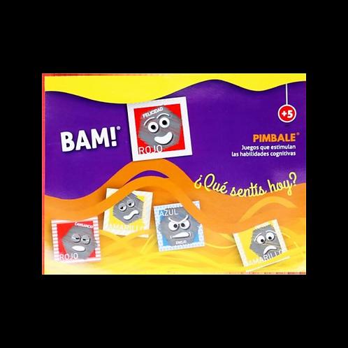 Pimbale - BAM ¿Que sentís Hoy?