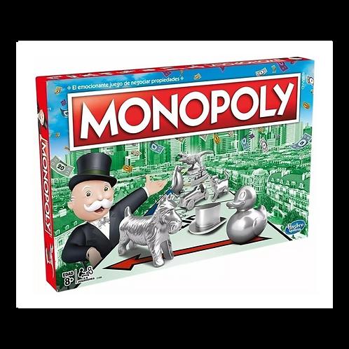 Monopoly con Figuras de Metal!