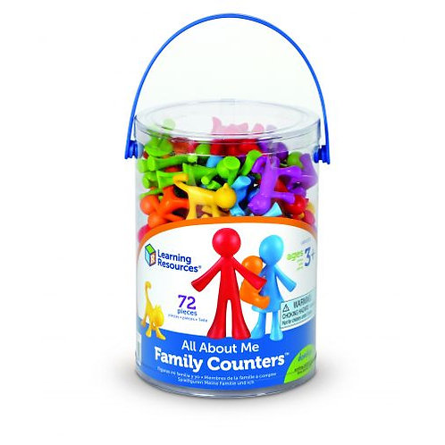 Familias - All About Me - Family Counter