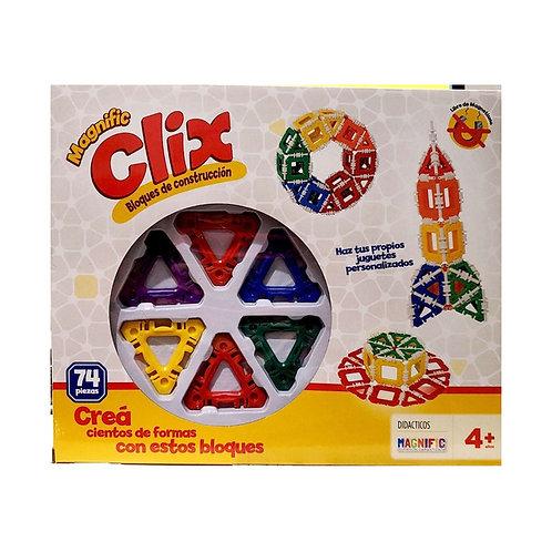 Magnific - Clix 74 piezas
