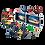 Thumbnail: Playmobil - Cofre de la Isla Pirata
