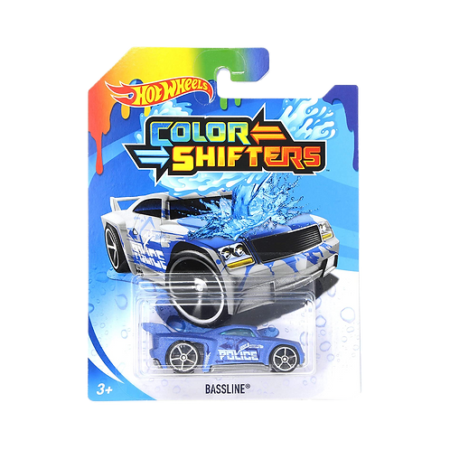 Hot Wheels - Cambian de Color! Surtidos
