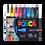 Thumbnail: Posca - Marcadores X8
