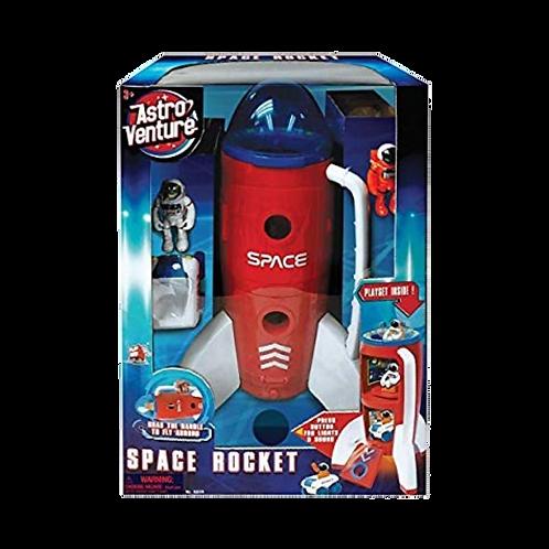 Astro Venture - Cohete Espacial! Luz y Sonido