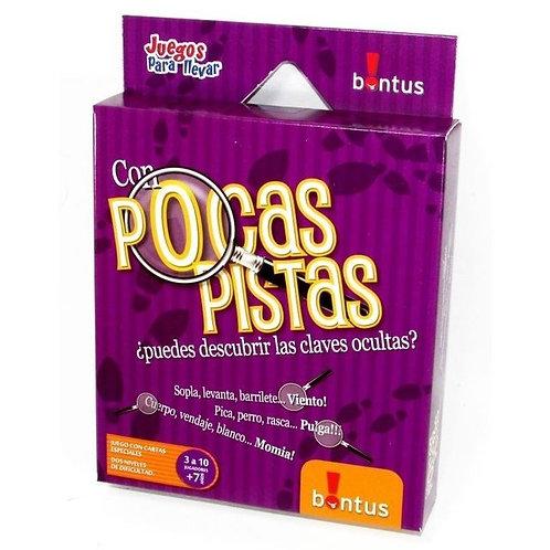 Bontus - Con Pocas Pistas