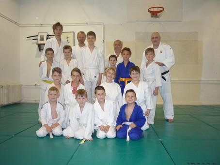 Lezajlott a nyári napközis Judo gyerektábor!