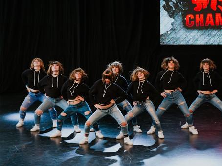 Hip Hop Olimpián a Sisterhood
