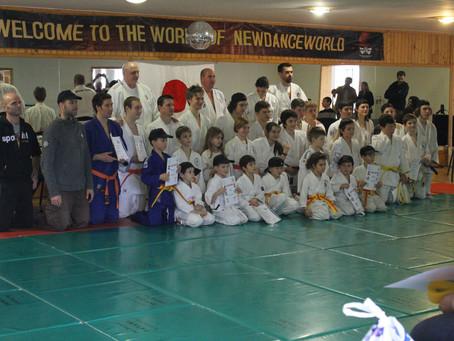 Gratulálunk a sikeres Judo vizsgákhoz!