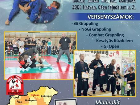 Hatvan 2016 Grappling Bajnokság és Emlékverseny 2016.09.24