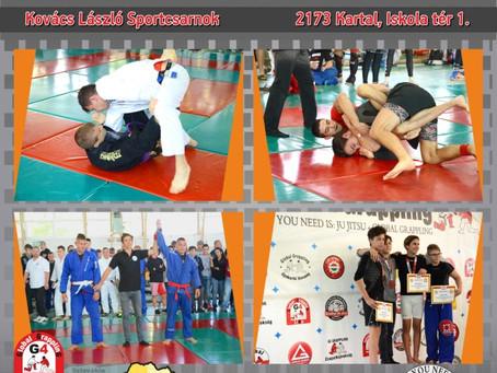 Hatvan 2017 Grappling Championship September 30.