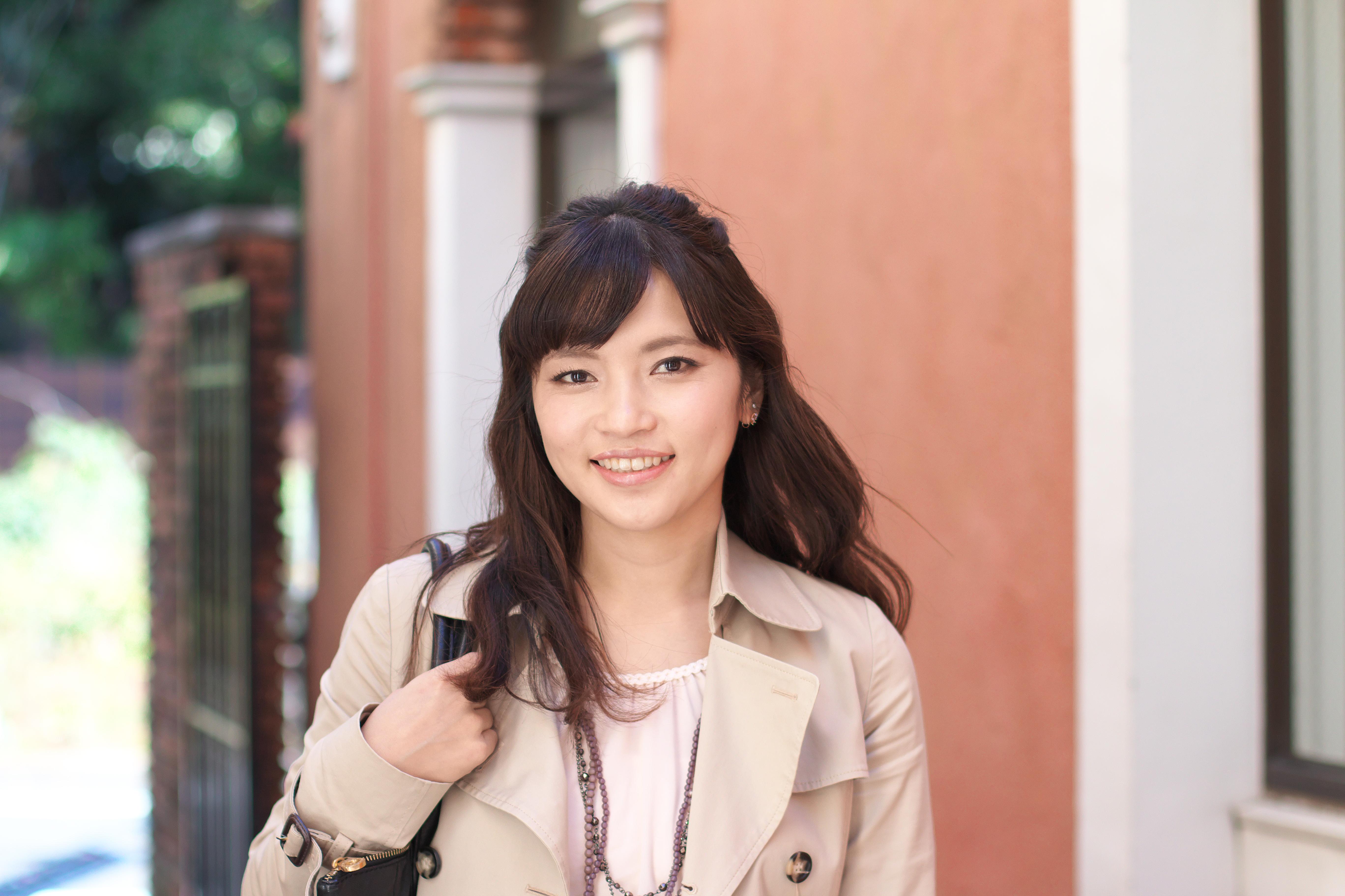 菅野理恵様☆(インタビューページ用)