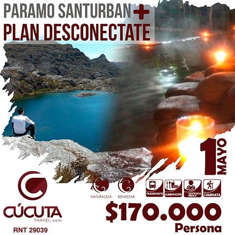 Paramode Santurban + Desconectate