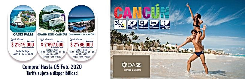 viajesjumbo-oasis-cancún