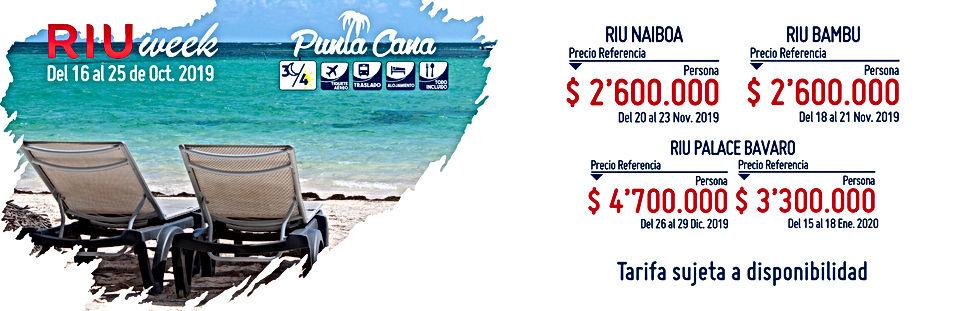 viajesjumbo-riu-week-punta-cana
