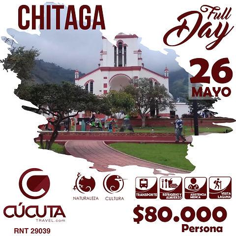 Disfruta de Chitaga¡¡¡