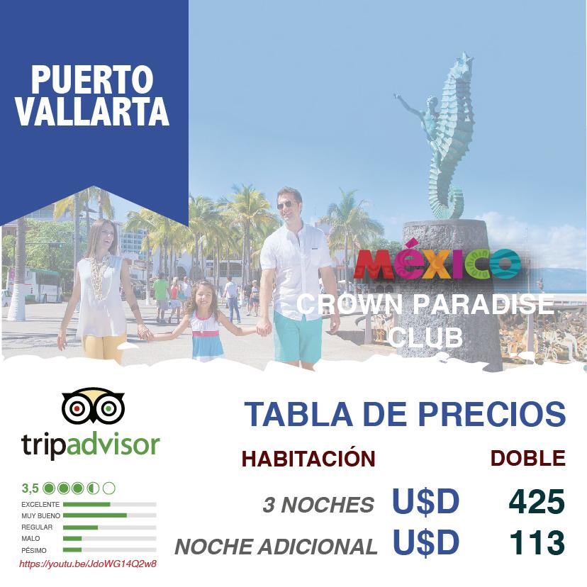 viajesjumbo-puertovallarta-crownparadise3