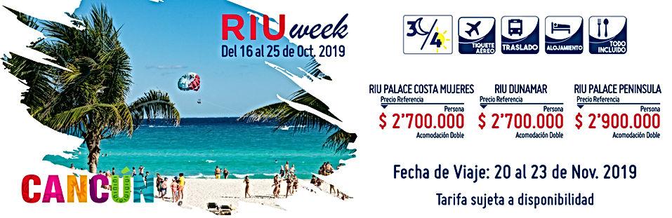 viajesjumbo-riu-week-cancún