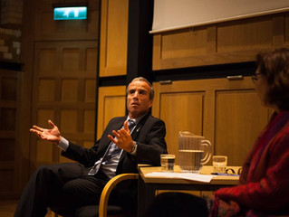 Times of Israel: Young Yesh Atid in the UK – Making the case for Israel