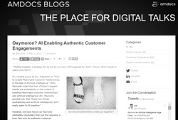 Amdocs - Digital Intelligence