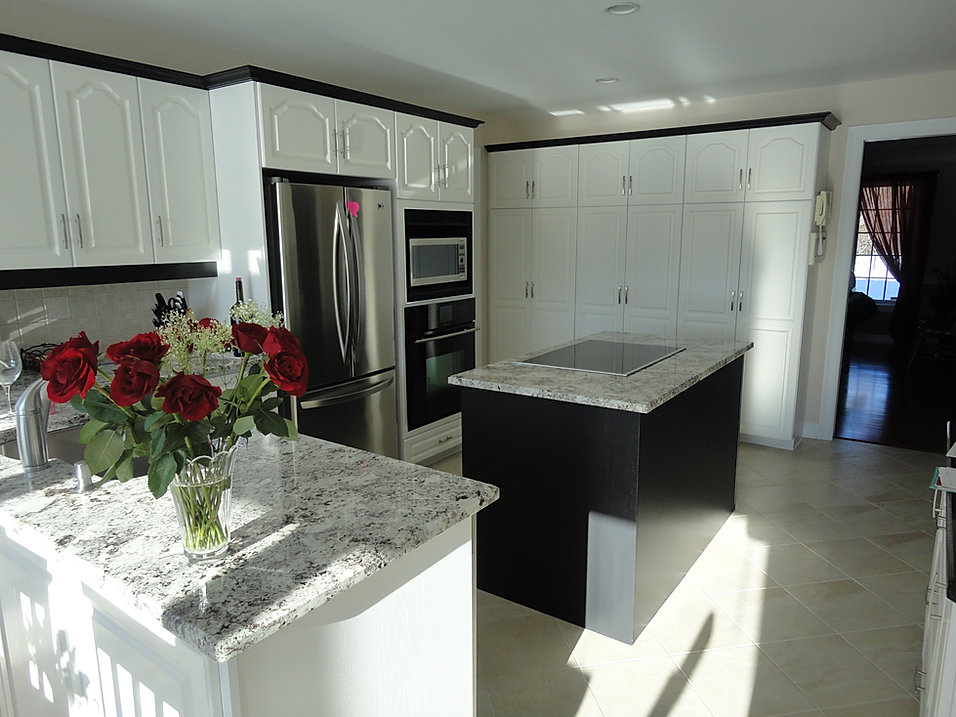 Kitchen cabinet refinishing ottawa