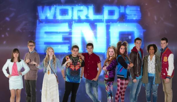 WORLDS END CBBC