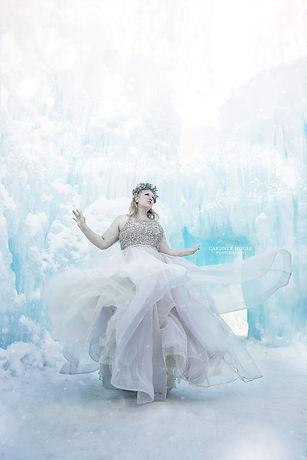 Ice Queen Shoot