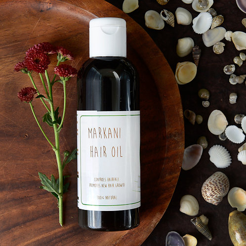 Neem Hair Oil  - 100% Natural