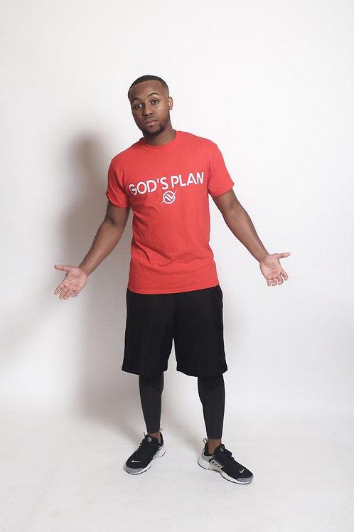 NG4Y Men's God's Plan Tee