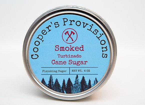 Smoked Turbinado Cane Sugar