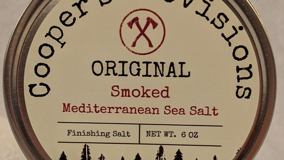 Smoked Mediterranean Sea Salt
