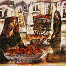 Preparando la frutta