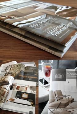 Catalogue atelier Bouclair