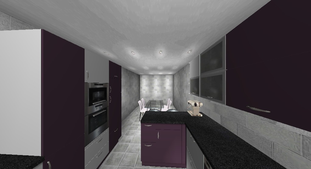 Kuchyňská linka 2