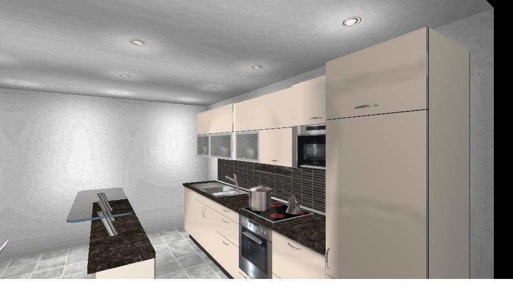 Kuchyňská linka 5