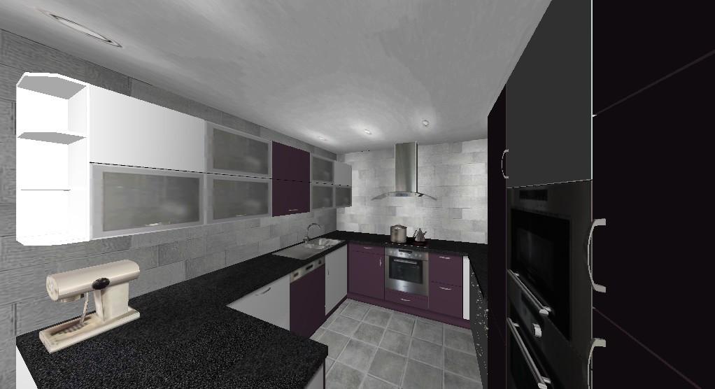 Kuchyňská linka 3