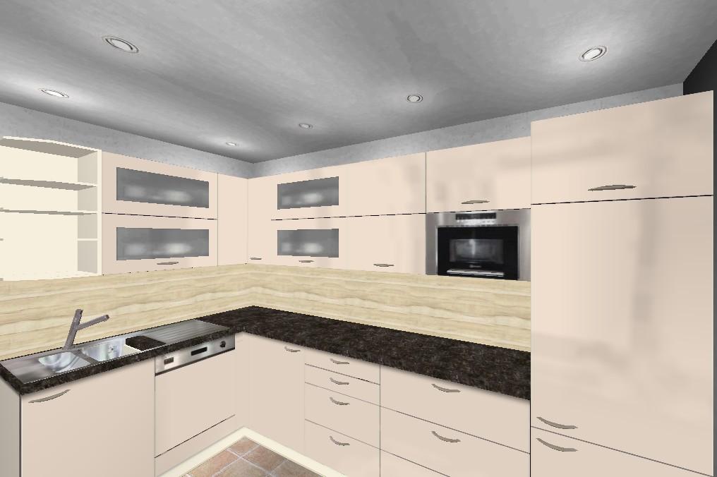 Kuchyňská linka 8