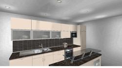 Kuchyňská linka 1
