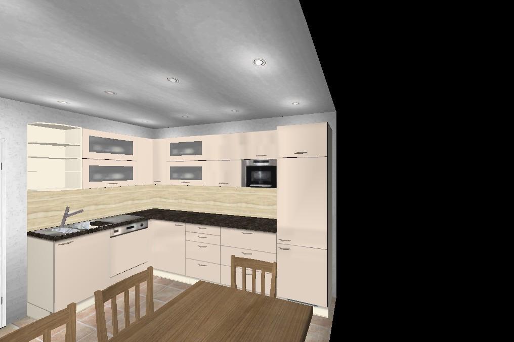 Kuchyňská linka 4