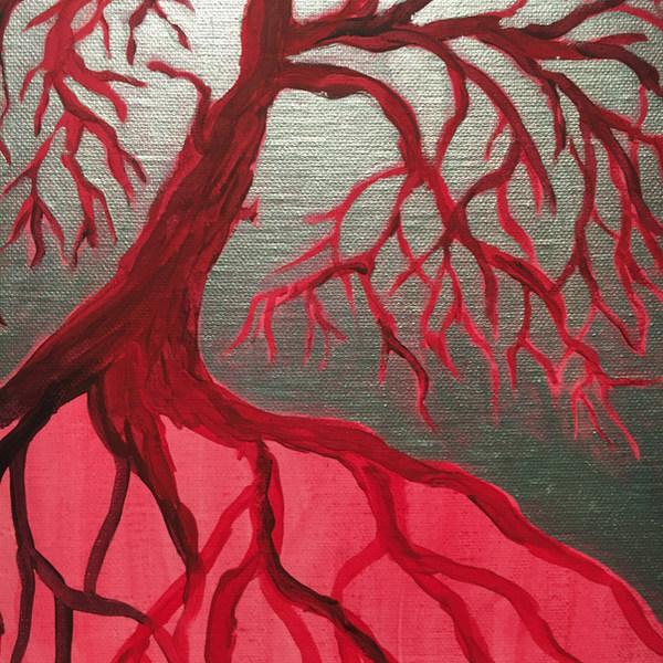 Verenpunainen sukupuu