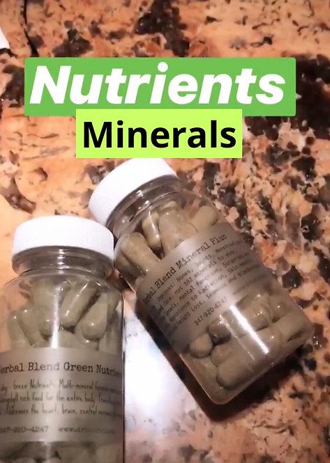 Herbal Blend Capsules