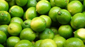 Monday Thoughts, form Sharon: limes