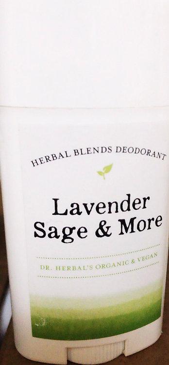 Herbal Blends Deodorant